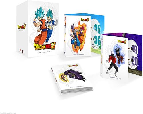 a Dvd Dragon Ball Super: Complete Series [Blu-Ray]