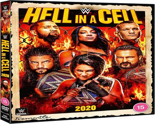a Dvd Wwe: Hell In A Cell 2020 [Dvd]