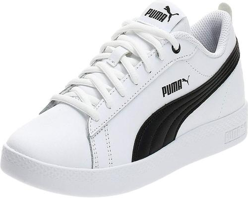 une Basket Puma Smash V2 Leather