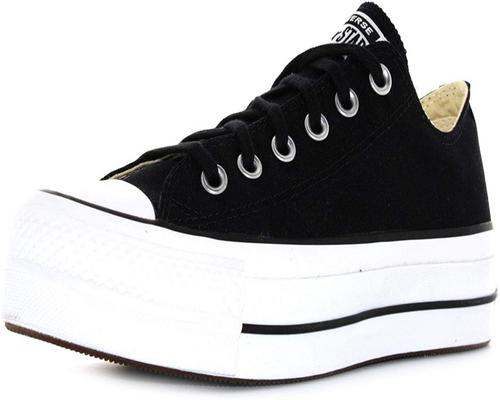 um Converse Chuck Taylor Ctas Lift Ox Canvas Basket
