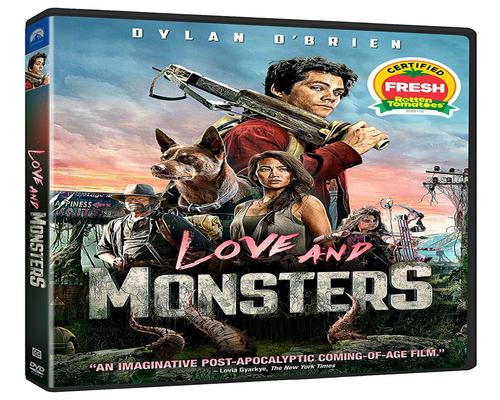 a Movie Love And Monsters