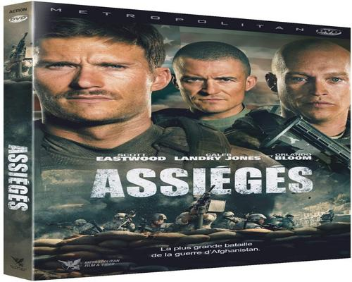 un Film Assiégés : The Outpost [Dvd]