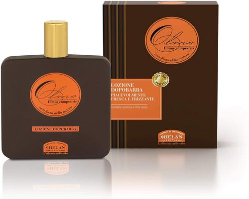 an After Shave Helan Olmo Lotion