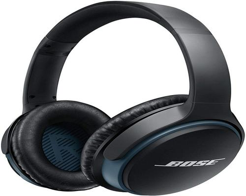 a Bose Soundlink Ii Circum-Aural Wireless Headphones