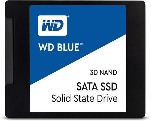 a Western Digital Ssd Card