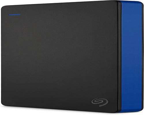 een Seagate Game Drive 4 TB geheugen