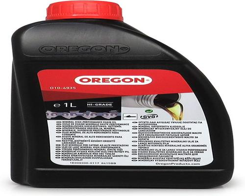 Oregon Mineral Oil From Use