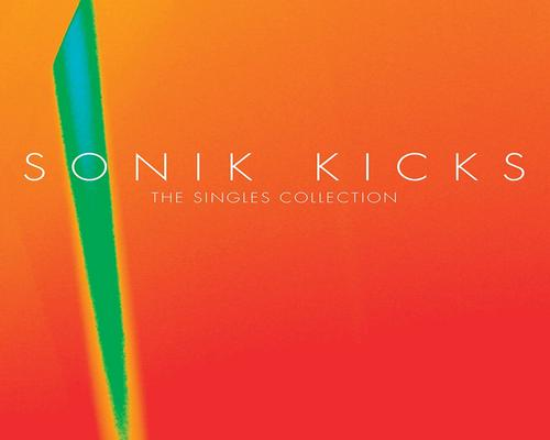 een Rock Sonik Kicks : The Singles Collectio