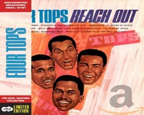 een Cd Four Tops - Reach Out