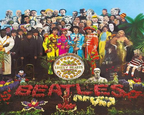 een Cd Sgt. Pepper'S Lonely... Remxed 201