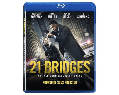 <notranslate>A 21 BRIDGES Blu-ray</notranslate>
