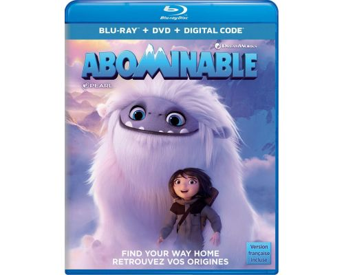 <notranslate>An Abominable Blu-ray</notranslate>