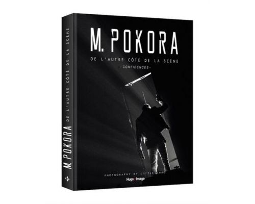 Mr. Pokora Album On the other side of the stage - Confidences