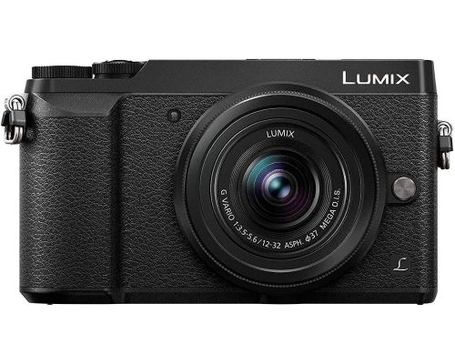 Un Appareil Photo Hybride Panasonic Lumix