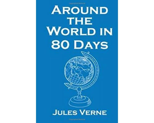 <notranslate>A Around the World in Eighty Days Book</notranslate>