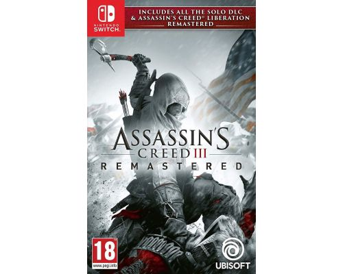 An Assassin's Creed III Remastered Switch Game
