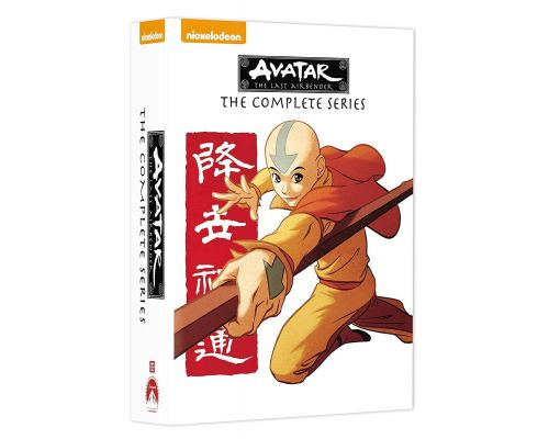 An Avatar - The Last Airbender: The Complete Series Box Set DVD