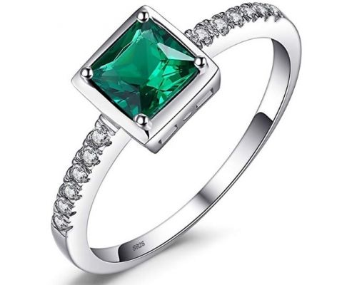 Een Emerald Ring