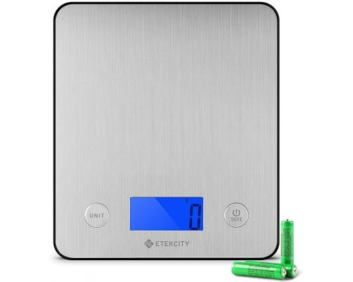 An Electronic Kitchen Scale