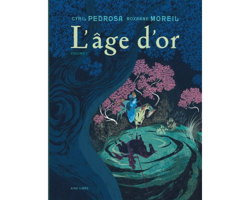 Une BD L'âge d'or - tome 1 - L'âge d'or T1/2