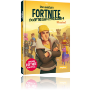 Une BD UNE MISSION FORTNITE DONT TU ES LE HÉROS - TOME 1