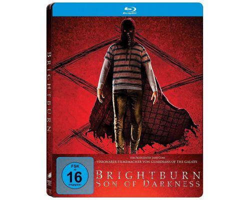 Un Blu-Ray Brightburn:Son of Darkness