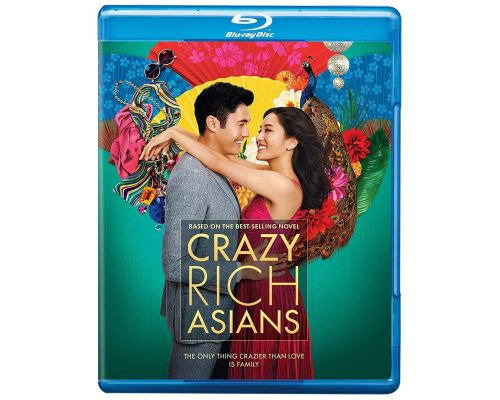 En Blu-Ray Crazy Rich Asians