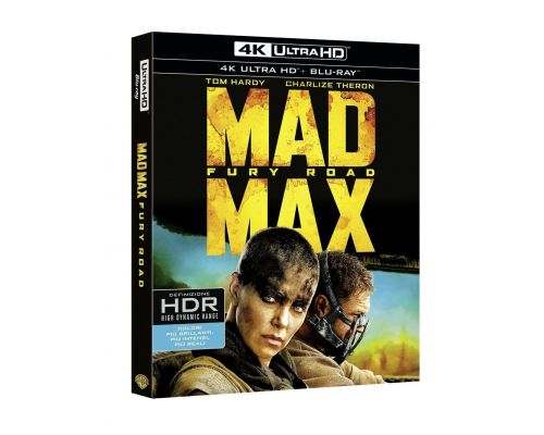 Un Blu-Ray Mad Max - Fury Road