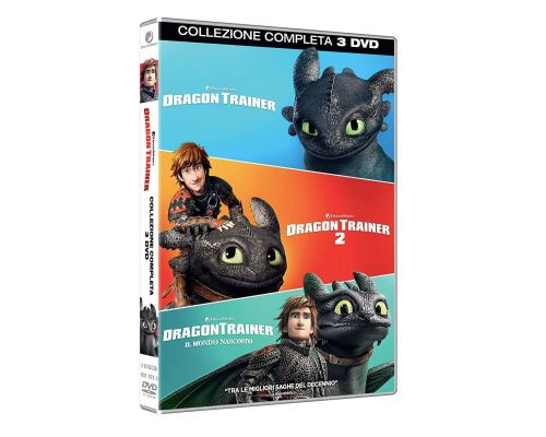 Una Box 3 DVD Dragon Trainer