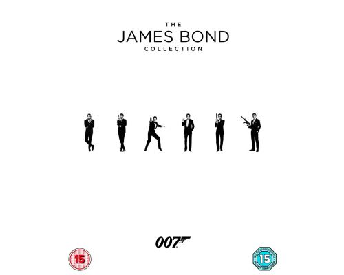 Un Box set Blu-Ray James Bond