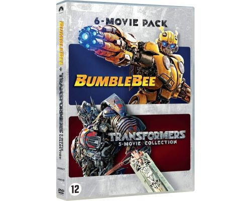 A Transformers DVD Box Set