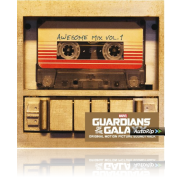 Un CD Guardians of the Galaxy