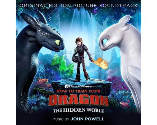 Un CD How to Train Your Dragon                                                                                                                                                                    ++