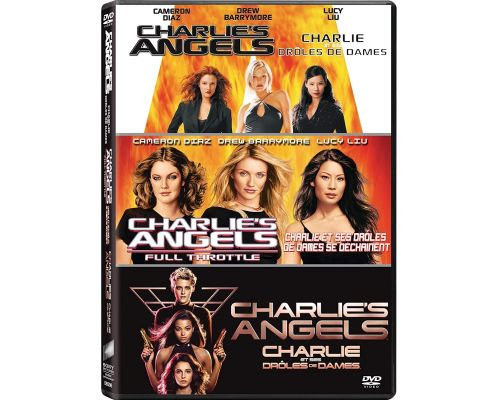 <notranslate>A Charlie's Angels Set</notranslate>