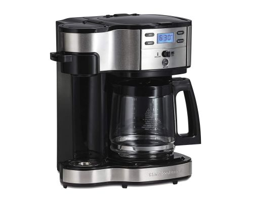 A Coffee Maker, Single Serve