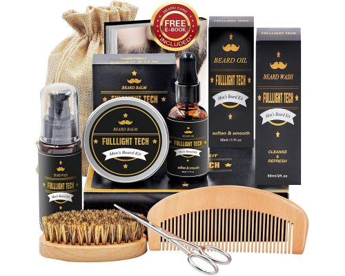 A Beard Care Set