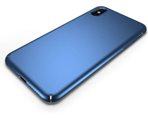 Чехол для iPhone XS Max Blue