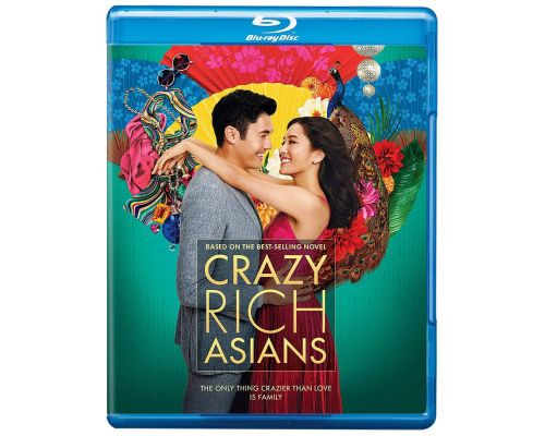 Ένα Crazy Rich Asians Blu-Ray