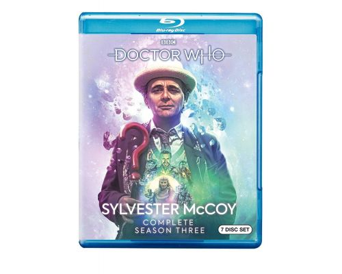 A Doctor Who: Sylvester McCoy Complete Season Three Blu-ray