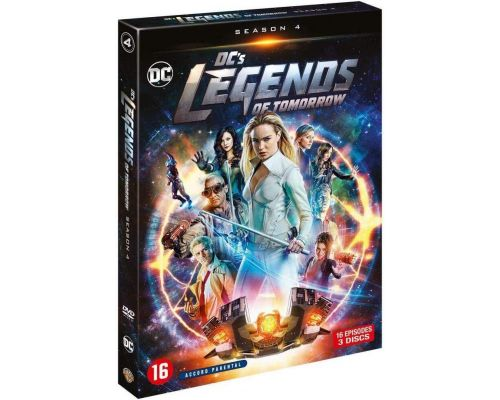 DCs Legends of Tomorrow Staffel 4