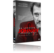 Un DVD La Légende de Johnny Hallyday