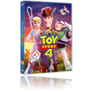 Un DVD Toy Story 4