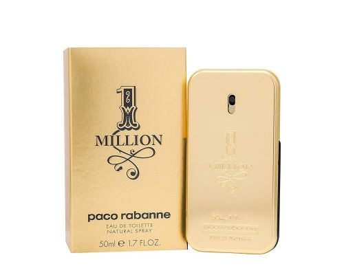 Une Eau de Toilette Paco Rabanne 1 Million
