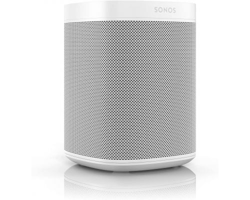 A Sonos One Wireless Speaker