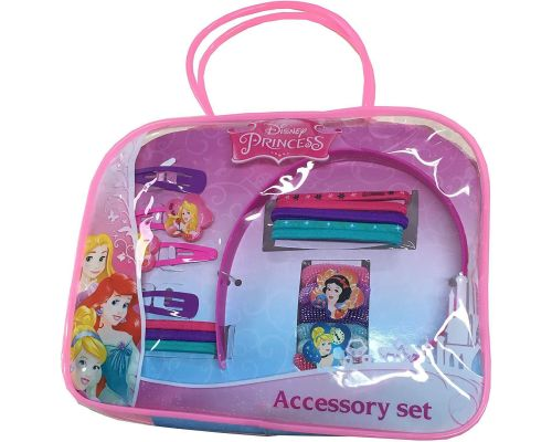 Een set Disney Princess haaraccessoires