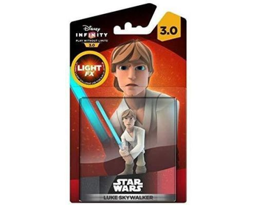 Une Figurine Disney Infinity 3.0 - Light-Up : Luke Skywalker