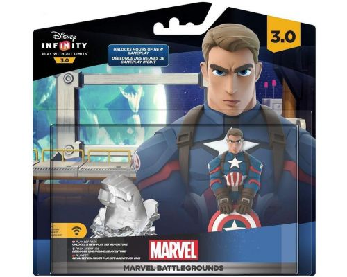 One Disney Infinity 3.0 Figure - Adventure Pack: Marvel Battlegrounds