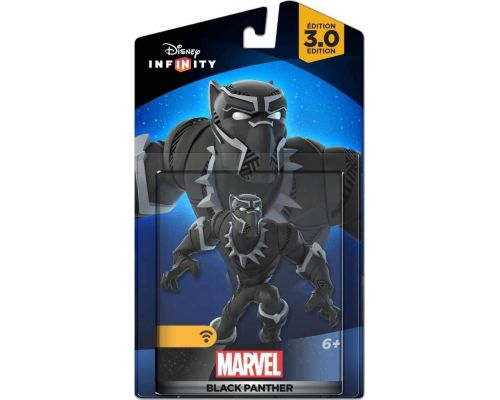 En Disney Infinity 3.0-figur - Marvel Super Heroes: Black Panther