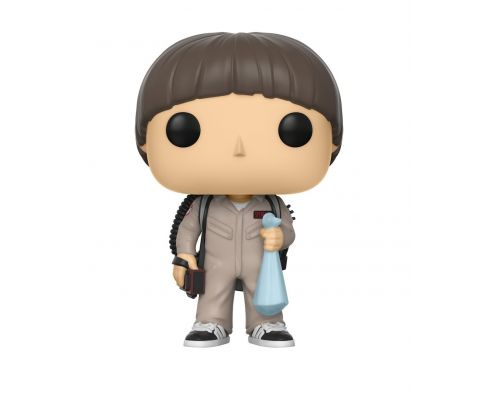 A Stranger Things Will Ghostbuster Pop Figure