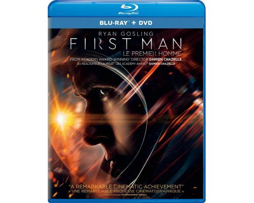 <notranslate>A First Man Blu-ray </notranslate>